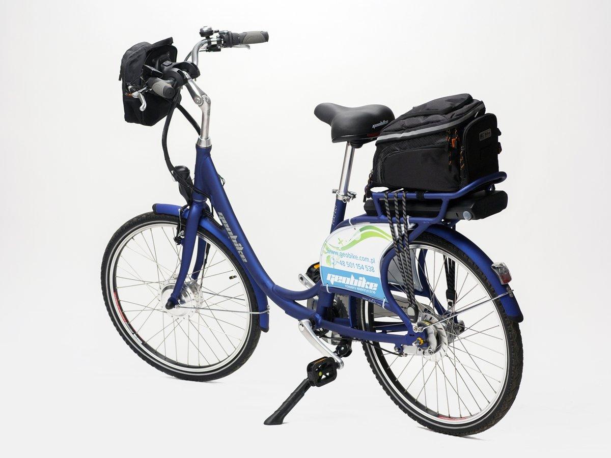 8fae5ed8621b9 ... torba na kierownicę e-Bike CITY czerwona ...