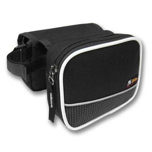 baac56185a4bf ... torba na ramę e-Bike czarna ...