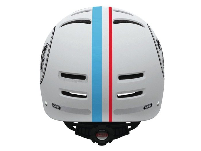 kask rowerowy ABUS Aven-U / white